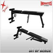 Adjustable Weight Bench Energetics Home Gym 7 Levels Adjustable Weight Bench Sit Up