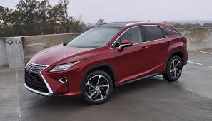 lexus rx 350 packages first drive review 2016 lexus rx350 fwd luxury package 39
