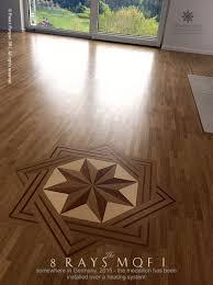 36 best the hardwood floor medallion inlays images on