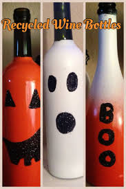 Wine Bottle Halloween Crafts by 42 Best U0027fall U0027 In Love With Wine Images On Pinterest Recipes