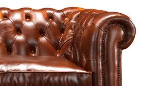Chesterfield Sofa Australia by Roche Woburn Brown Chesterfield Seater Sofa Luxdeco Com