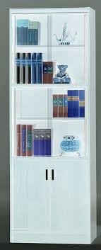 Cherry Bookcase With Glass Doors Cherry Bookcases With Glass Doors Best Color Furniture For You