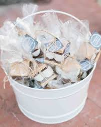 Salt Water Taffy Wedding Favor Summer Wedding Favors To Keep Guests Comfortable Martha Stewart