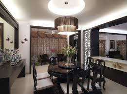 decor dining room dining room with black walls and sunburst mirror wall decor