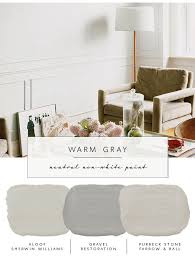 Cool Gray Paint Colors Best 25 Neutral Paint Ideas That You Will Like On Pinterest
