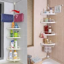 corner shower caddy ebay corner shower caddy shelf organizer bath storage bathroom toiletry rack us