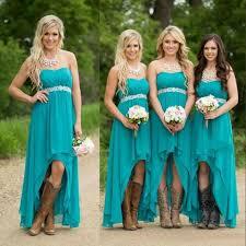 teal bridesmaid dresses cheap garden high low bridesmaid dresses 2016 cheap sweetheart