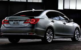 2018 acura rlx sport hybrid redesign cars coming out