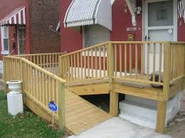 wheelchair ramp plans for homes home plans