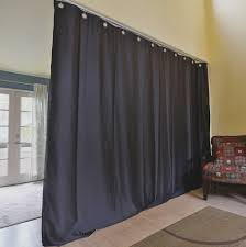 hanging curtains from ceiling curtain enchanting room divider curtains for your space room