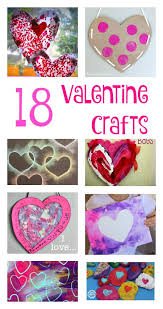 Holiday Crafts For Kids Easy - 505 best valentine u0027s day for kids images on pinterest valentine