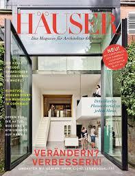hã user architektur spektakuläre häuser deutschlands premium architektur magazin