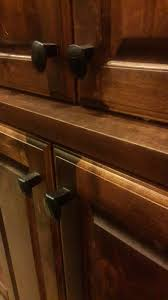 railroad spike cabinet pulls dirt road renaissance diy make your own inexpensive library ladder