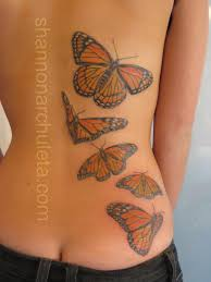 butterfly tattoos pictures information on butterfly