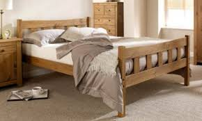 buy valufurniture hand made solid wood shaker style bed frame