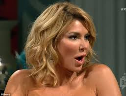 brandi glanville hair real housewives brandi glanville turns on andy cohen during