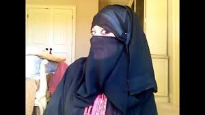 niqab tutorial on dailymotion how to wear niqab with only hijab youtube