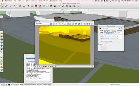 model renders yellow in vray and visualizer sketchup sketchup