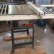 heavy duty table saw for sale find more heavy duty durex 10 table saw with king industrial fence