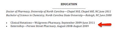 pharmacist resume sample u0026 writing tips resume companion
