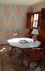 navajo wallpaper in pastel design by cavern home u2013 burke decor