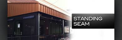 Standing Seam Awnings Advanced Awning Company Commercial And Residential Awnings And