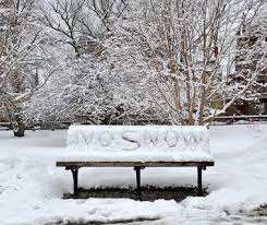 Park Bench Scene Beautiful Winter Scenes Around The World Travel Leisure