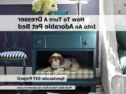 nightstand dog bed nightstand regarding wonderful how to turn a