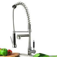 best stainless steel kitchen faucets kitchen kitchen faucets at lowes pull kitchen faucet