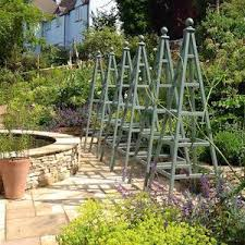 26 best plant support images on pinterest garden structures