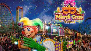 Six Flags Zoo Mardi Gras Hangover