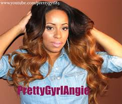 honey weave ombre baby brown sugar hair co initial thoughts