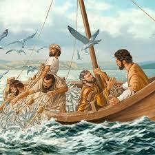 jesus calls disciples to be u0027fishers of men u0027 life of jesus
