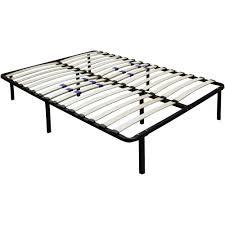 premier flex platform bed frame with adjustable lumbar support