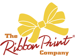 logo ribbon the ribbon print company custom ribbon print machines and supplies