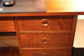 Stanley Furniture Desk Mid Century Midwest Office Update