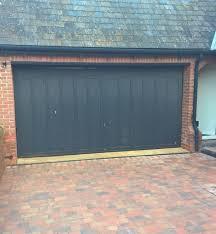 Elite Garage Door by Cardale Gatcombe Double Timber Garage Door Elite Gd
