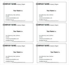 surprising plain business card template word best credit cards