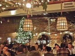 Breslin Bar And Dining Room by 12 New York Restaurants With Great Holiday Decorations The
