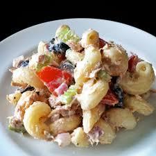 classic pasta salad macaroni salad omfg so good
