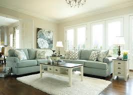 seafoam green living room