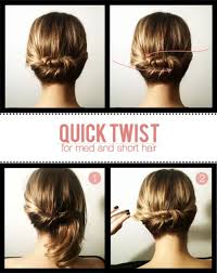 16 best hairstyle tutorials for short hair from pinterest