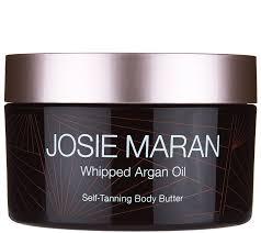 Sun Tan City Green Hills Josie Maran Whipped Argan Oil Self Tanning Body Butter Page 1
