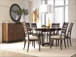 large round white gloss dining table and 2017 kitchen sets for 6