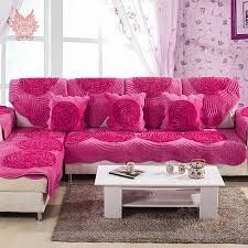 Bedroom Couch Ideas by Bedroom Pastoral Style Luxury Purple Rose Font B Red B Font Disk