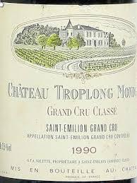 learn about chateau troplong mondot 1990 château troplong mondot bordeaux libournais st