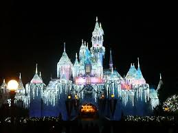 Christmas Lights Ditto More Kids Than Suitcases Decorating By Disneyland