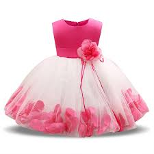 newborn dresses for baby flowers toddler christening gown
