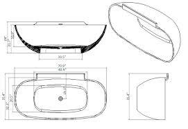 Bathtub Sizes Standard Standard Bathtub Dimensions Bathtubs Idea Bath Tub Dimensions