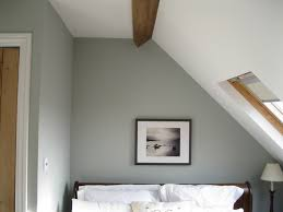 Blue Gray Bedroom by Modern Country Style Farrow And Ball Light Blue Case Study